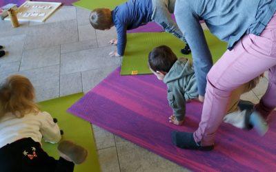 Yoga aux Fins