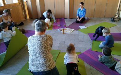 Animation Yoga aux Fins le 24/09